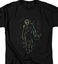 The Joker t-shirt iconic villain DC comics batman archenemy graphic tee BM2191 image 3
