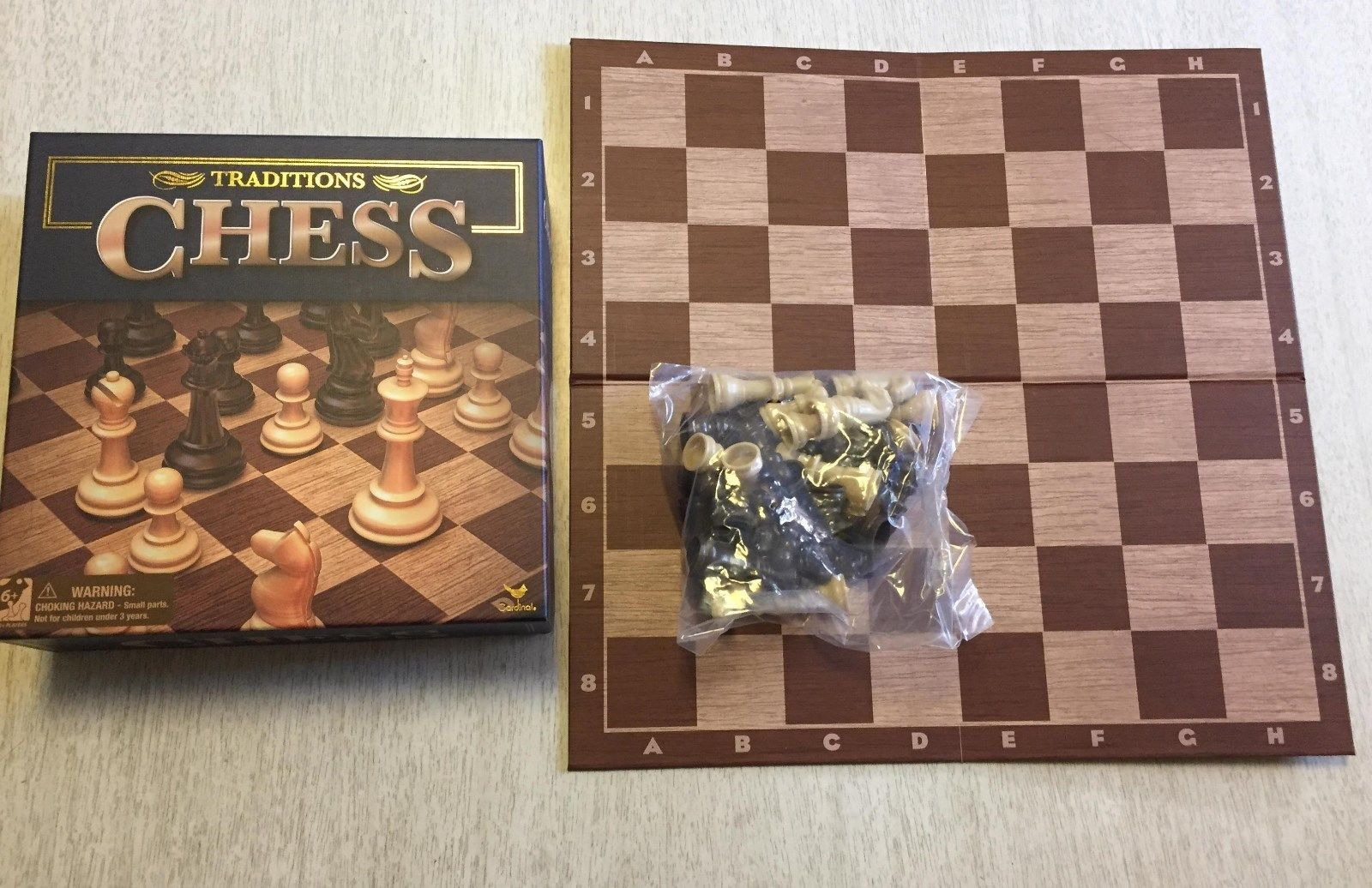 Traditions CHESS by Cardinal Games