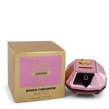 Lady Million Empire by Paco Rabanne Eau De Parfum Spray 1.7 oz for Women - $60.67