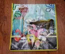 SpongeBob Officially Licensed Reusable Tote Bag -The Krusty Krab