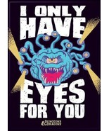 Dungeons & Dragons TV Series The Beholder Image Refrigerator Magnet NEW ... - $3.99