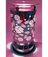 Electric  Metal Touch Fragrance Lamp/Oil Burner/Wax Warmer/Night Light g... - $22.52