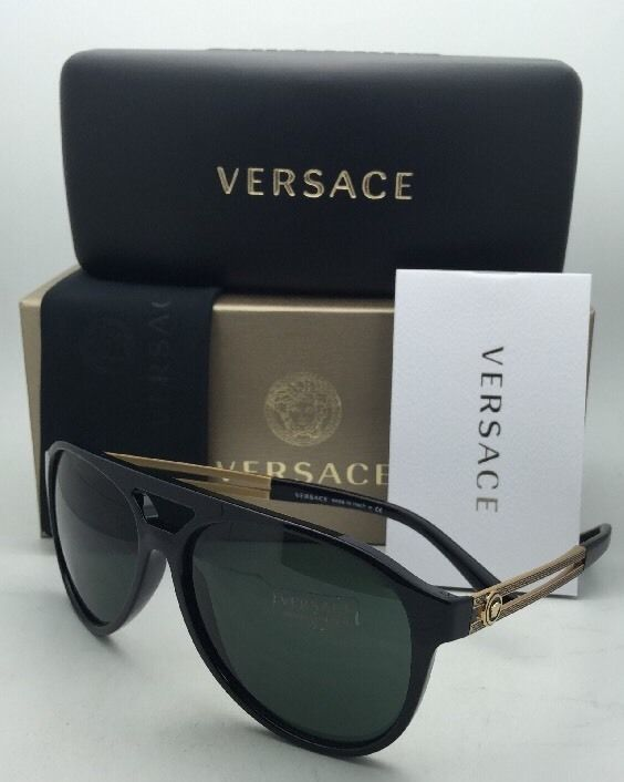 212f924b28 New VERSACE Sunglasses VE 4312 GB1 71 60-15 and similar items