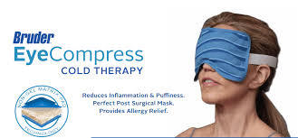 Bruder Cold Therapy Eye/ lid compress