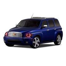 FLASHTECH for Chevrolet HHR 06-11 Red Single Color LED Halo Ring Headlight Kit - $136.22