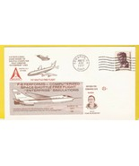 F-8 COMPUTERIZED SPACE SHUTTLE FREE FLIGHT EDWARDS CA 3/22/1977 SPACE VO... - £1.43 GBP