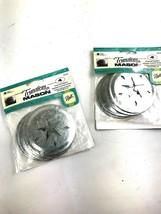 Lot of 2 galvanized Ball Transform Mason Starlet Inserts - $12.00