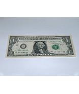 2013 Dollaro Bill US Banca Nota Periodo Anno Compleanno 7536 1944 Decora... - $13.93