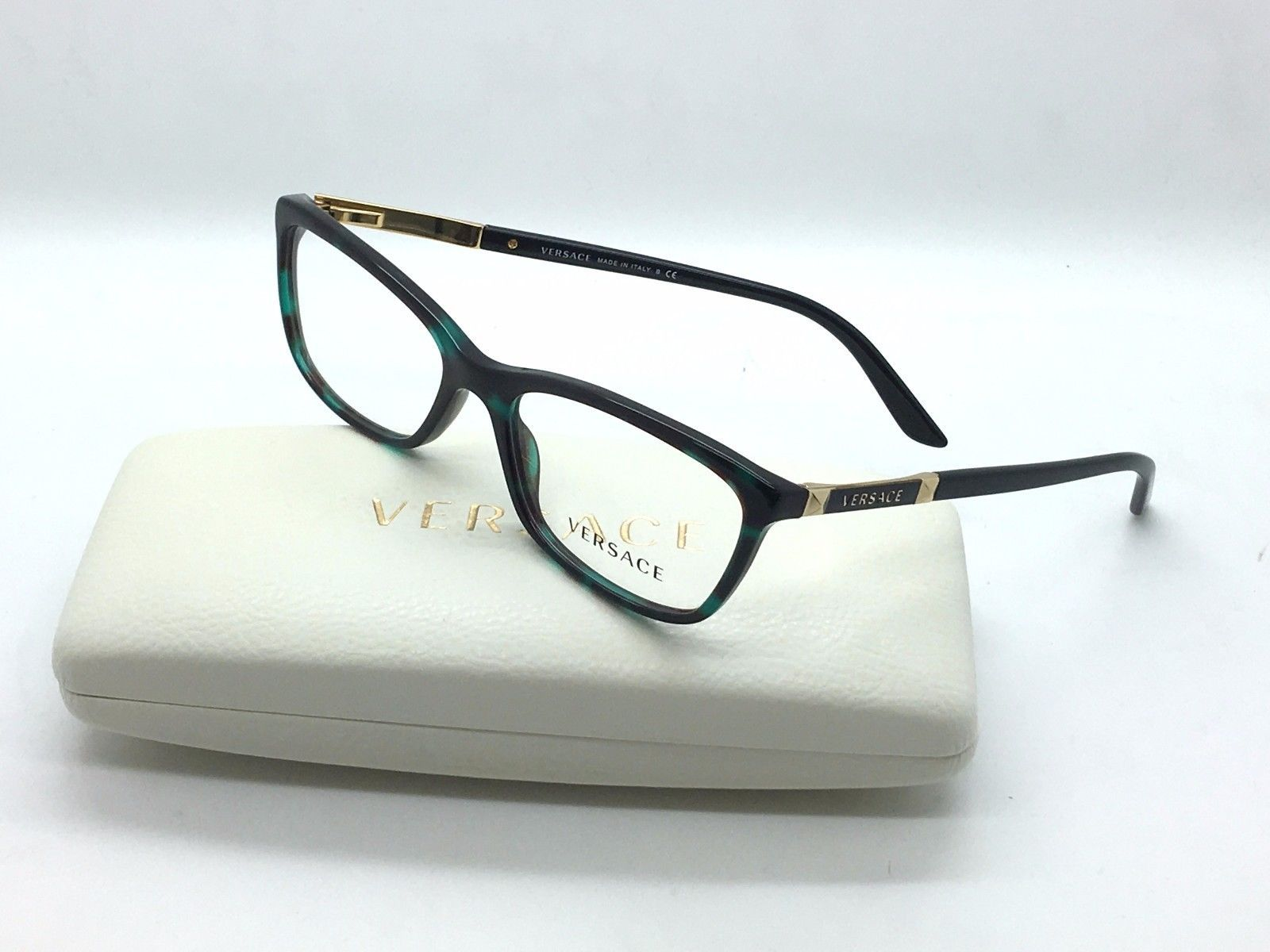 abd9db8489a9 Versace MOD. 3186 5076 Green Tortoise New and 50 similar items. S l1600