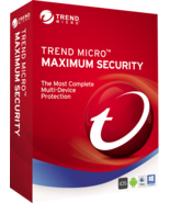 Trend Micro Maximum Security 2021 3 Years 3 Devices (Download) - $18.49