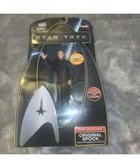 "6"" Star Trek Original Spock Action Figure Doll Toy Warp Collection Artic... - $20.00"
