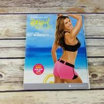 Leandro Carvalhos Brazil Butt Lift The Workouts 3 DVDs Basics Bum Bum Hi... - $32.99