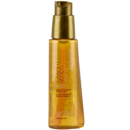 Joico K-pak Color Therapy Restorative Styling Oil, 3.4 ounces