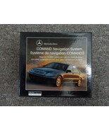 2002 Mercedes Benz COMAND NAV System New England Digital Road Map CD#7 w... - $21.73