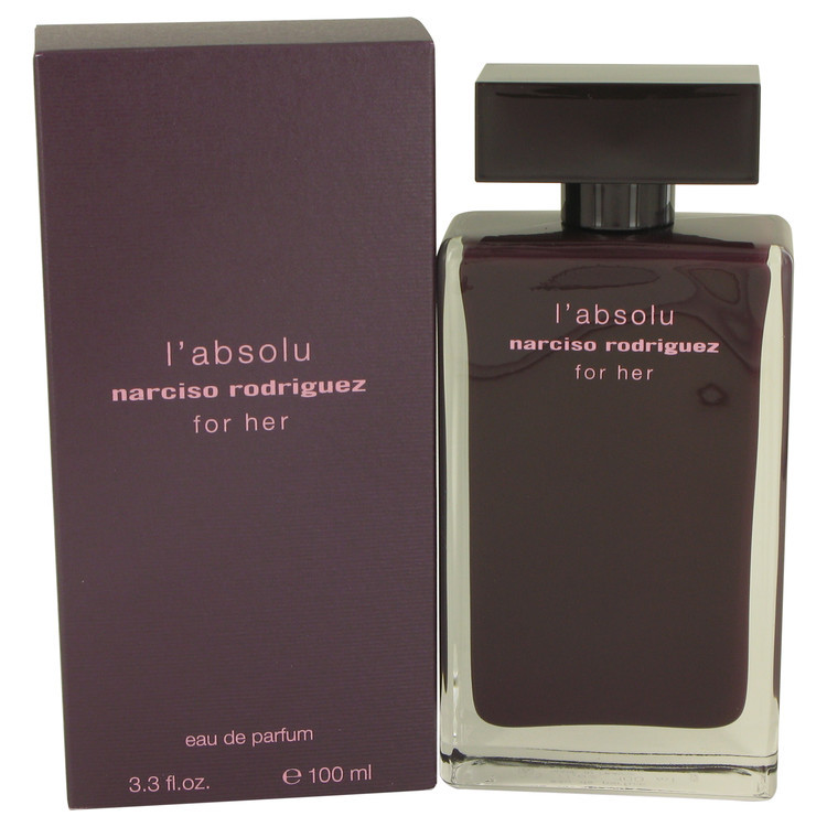 Narciso rodriguez l absolu 3.4 oz perfume