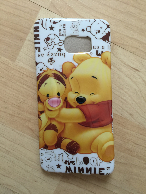 Disney Winnie The Pooh TPU Soft Case For Samsung Galaxy S6 Edge Plus +  - $9.99