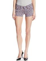 Levi's Juniors Non-Denim Shortie Shorts Soft Neon Size 5/ 27 NWT! - $19.16