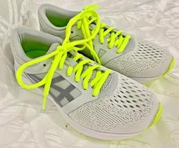 Womens ASICS Running Shoes Sneakers Road Hawk FF Flyter Foam Size 6 Lt G... - $40.49