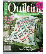 June 2001/McCall's Quilting/Preowned Craft Magazine - $3.99