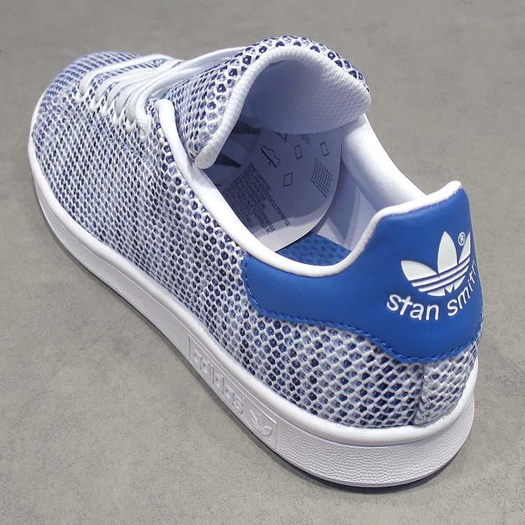Adidas Originals Stan Smith White/Blue