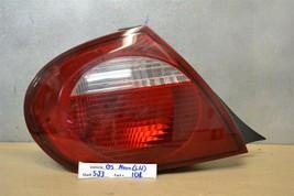 2003-2004-2005 Dodge Neon Left Driver OEM tail light 04 5J3 - $29.69