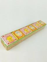 Vintage 1985 Avon Easter Fun Bath Cubes 1.5oz Ea.  Six double cubes for ... - $9.17
