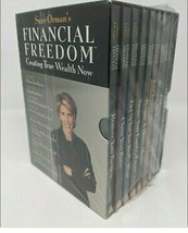 Suze Orman's Financial Freedom - Creating True Wealth Now - 9 Audio CD S... - $34.64