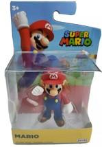 Super Mario (Mario) Jakks- Figurine -2.5 inches New Sealed! 2020 FREE S/H - $8.90