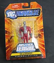 Dc Universe Justice League Unlimited Deadshot Fan Collection Action Figiure - $29.99
