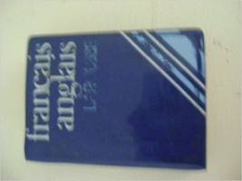 English French Francais Anglais [Paperback] [Jan 01, 1941] - $6.79