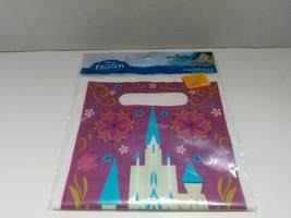 Disney Frozen 8 ct Party Loot Favor Bags Party Elsa Anna - $5.87