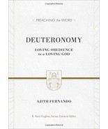 Deuteronomy: Loving Obedience to a Loving God (Preaching the Word) [Hard... - $37.37