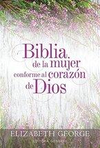 Biblia de la mujer conforme al corazón de Dios: Tapa dura (Spanish Editi... - $21.77