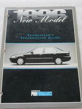 Q 1996 Honda Accord Odyssey Prelude Technician Information Guide Manual ... - $3.76