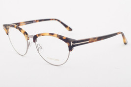 Tom Ford 5471 056 Havana Gunmetal Eyeglasses TF5471 056 53mm - $195.02