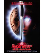 """Friday The 13th - Part VII """"The New Blood"""" Reproduction Movie Stand-Up D... - $16.99"""