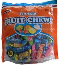 Tootsie Roll Fruit Chews Assorted Fruit Rolls Candy Candies ~ 14.37oz bag - $12.32