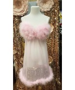 Austin powers Kendall Jenner Fembot Cosplay Costume Pink Dress with Gloves - $79.00