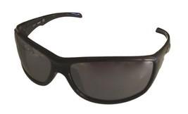 Timberland Mens Sunglass Shiny Black Rectangle, Plastic, Flash Lens TB71... - £13.57 GBP
