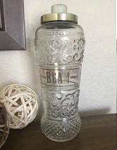 Kentucky BourbonAntique Bonded Beam Glass Decanter / Bottle - $19.99