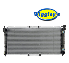 RADIATOR MA3010125 FOR 92 93 94 95 96 97 MAZDA MX-6 / 93 94 95 96 97 MAZDA 626 image 1