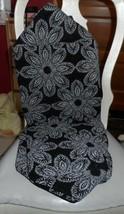 Vera bradley XL duffel bag in Bianco Bouquet pattern - $82.00