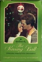 New in Box - Hallmark Christmas Keepsake Ornament - The Kissing Ball  - $7.91