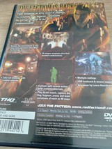 Sony PS2 Red Faction II image 4