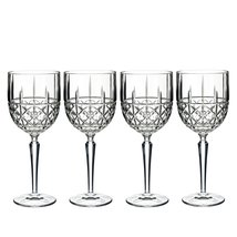 Marquis by Waterford Brady Goblet (Set of 4), Clear - $39.95