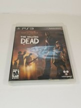 The Walking Dead (PS3 PlayStation 3)Game of the Year Edition complete 1s... - $9.85