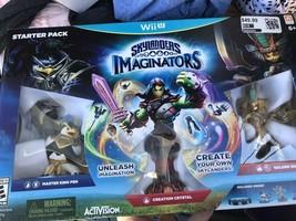 Skylanders Imaginators: Starter Pack (Nintendo Wii U, 2016) Brand New - $7.20