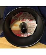 NorPro 3977 Non-Stick Angel Food Cake Pan Removable Base Baking - $14.01