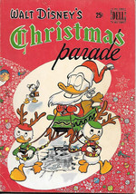 Walt Disney's Christmas Parade Comic Book #1, Dell 1949 FINE- - $174.07