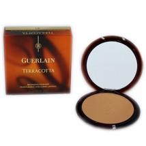 Guerlain Terracotta Bronzing Powder Moisturising & Long Lasting 10G #01 - O/P - $58.91